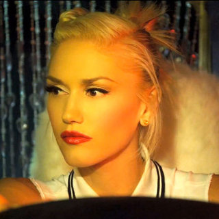 "Gwen Stefani's Makeup in the ""Settle Down"" Video"