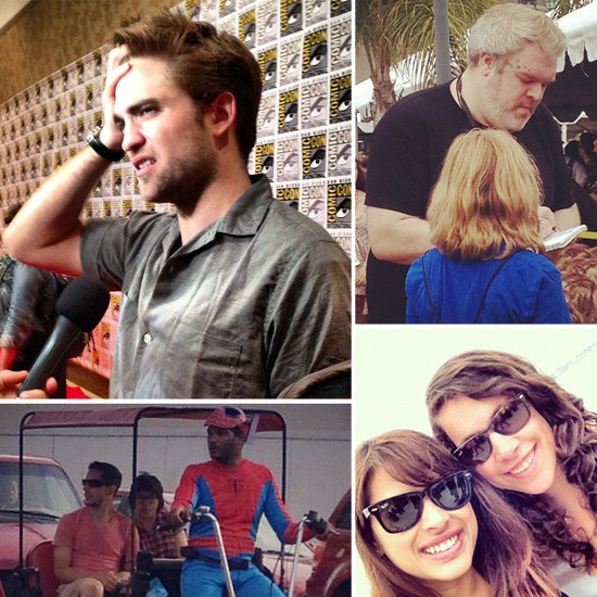 On the Scene at Comic-Con: See Our Instagram Diary