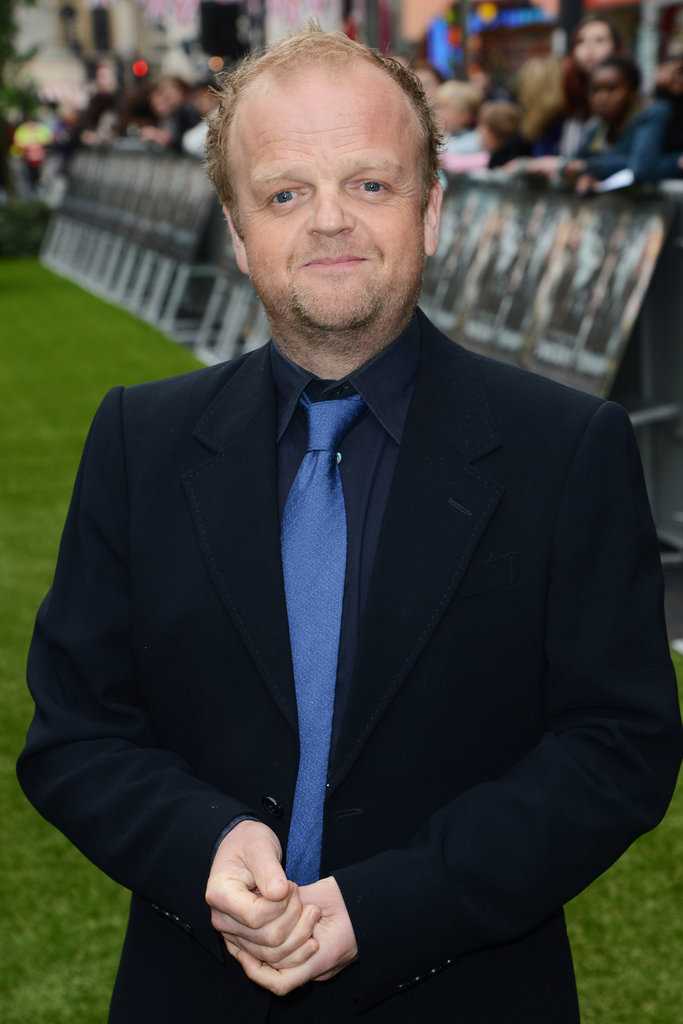 Toby Jones as Claudius Templesmith