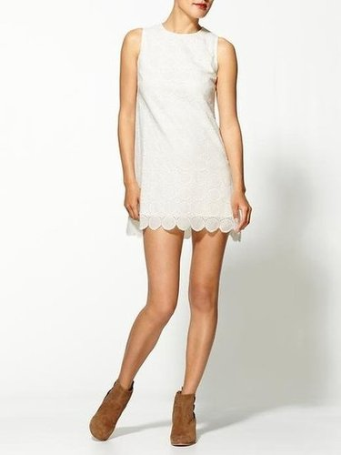 An LWD that lets your legs breathe is a Summer must.  Jarlo Billie Dress ($89)