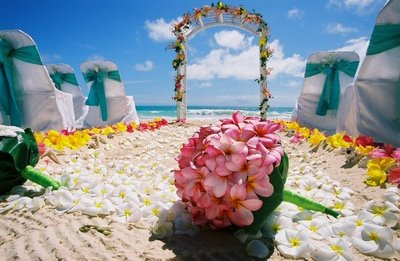 Wedding Hawaii on Hawaiian Wedding Decorations  Beach Wedding Ideas  Beach Wedding
