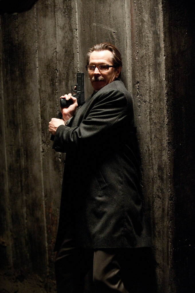 Gary Oldman in The Dark Knight Rises. Photo courtesy of Warner Bros.