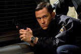 Joseph Gordon-Levitt in The Dark Knight Rises.  Photo courtesy of Warner Bros.
