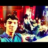 Joe Jonas took a photo while hanging on the set of his new show, The Next. Source: Instagram user adamjosephj
