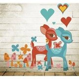 Deerly Beloved Wall Decals ($50)