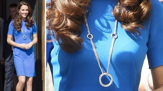 Video: Kate Middleton Preps For Olympics — Learn About Her $78K Jewelry
