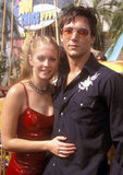 Melissa Joan Hart and Bryan Kirkwood, 2000