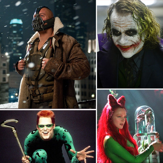 Batman Movie Villains: The Bad, the Badder, and the Ugly