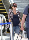 Reese Witherspoon landed at LAX Airport.