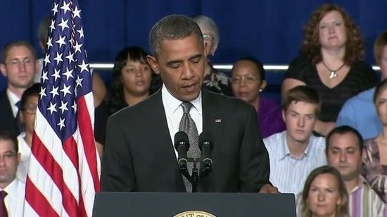 Video: Hollywood Reacts, Obama Speaks on Dark Knight Rises Shooting