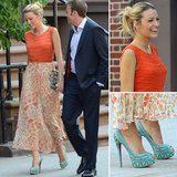 Shop Blake Lively's look straight from the Gossip Girl set.