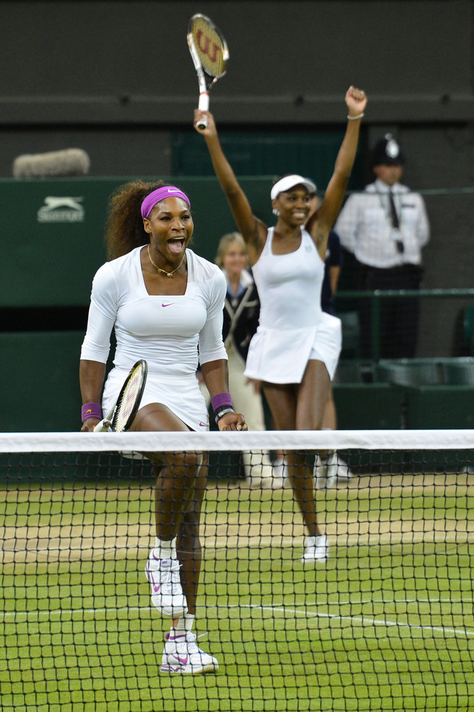 Doubles: Venus and Serena Williams