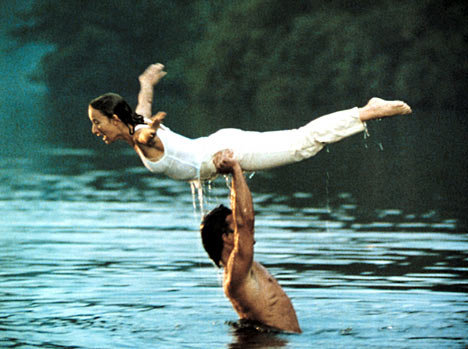 If decorating inspiration isn't coming, we recommend dragging your partner to a favorite lake and trying this move.