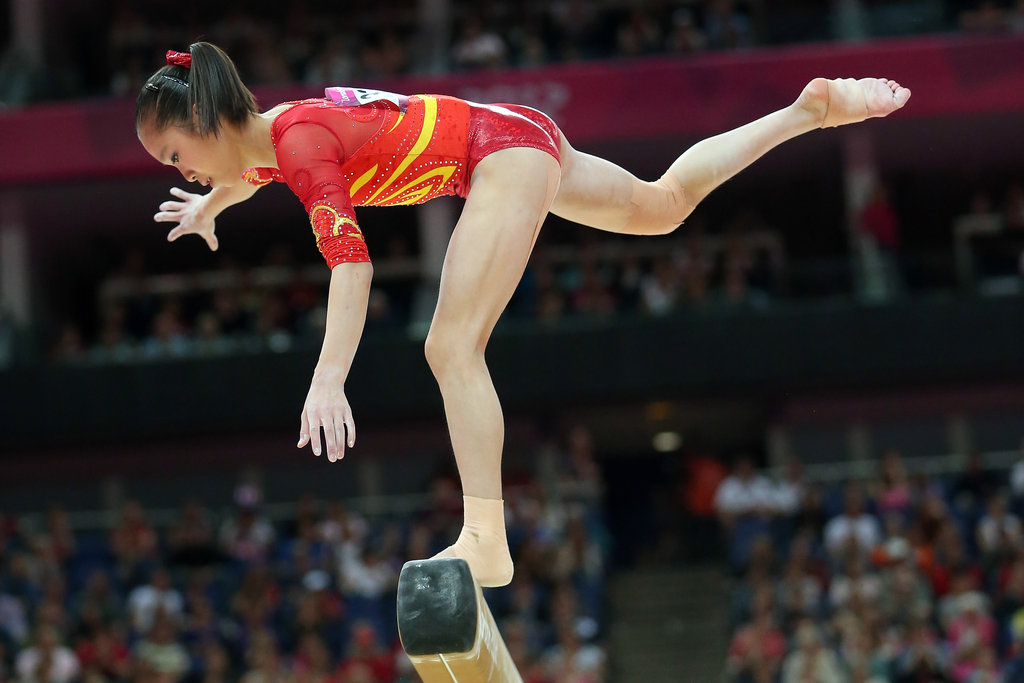 Chinese Women's Gymnastic Team