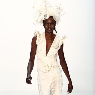 Alek Wek Returns to South Sudan | Runway Pictures