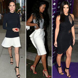 Celebrities Are Still About the Minimalist Ankle-Strap Sandal Trend!