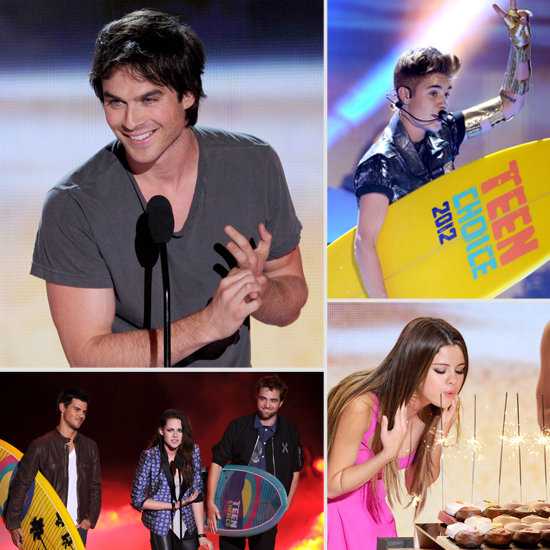 See the Pictures From the Teen Choice Awards