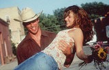 Sandra Bullock and Harry Connick Jr. filmed Hope Floats together in February 1998.