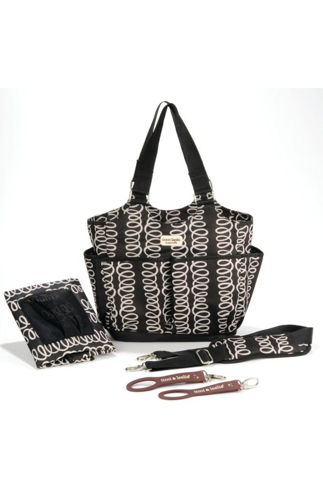 Timi & Leslie Tag-A-Long Tote ($75)