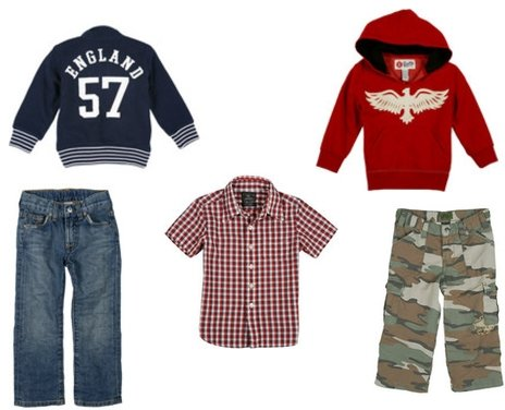 Lucky Brand Clothes for Boys