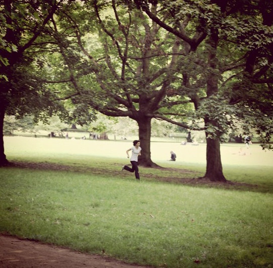Run: Hyde Park and Kensington Garden