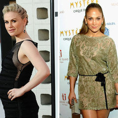 Jennifer Lopez Diet  Exercise on Jennifer Lopez And Anna Paquin Diet And Exercise Routines
