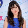 Zooey Deschanel&#039;s Beauty Look at the 2012 Teen Choice Awards