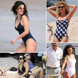 Celebrities Make One-Piece Swimsuits Desirable — Shop Their Looks!