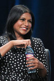 Not only is Mindy Kaling the star of The Mindy Project, she's also the creator and the executive producer.