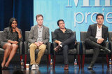 Chris Messina and Ed Weeks play Kaling&#039;s fellow doctors on The Mindy Project.