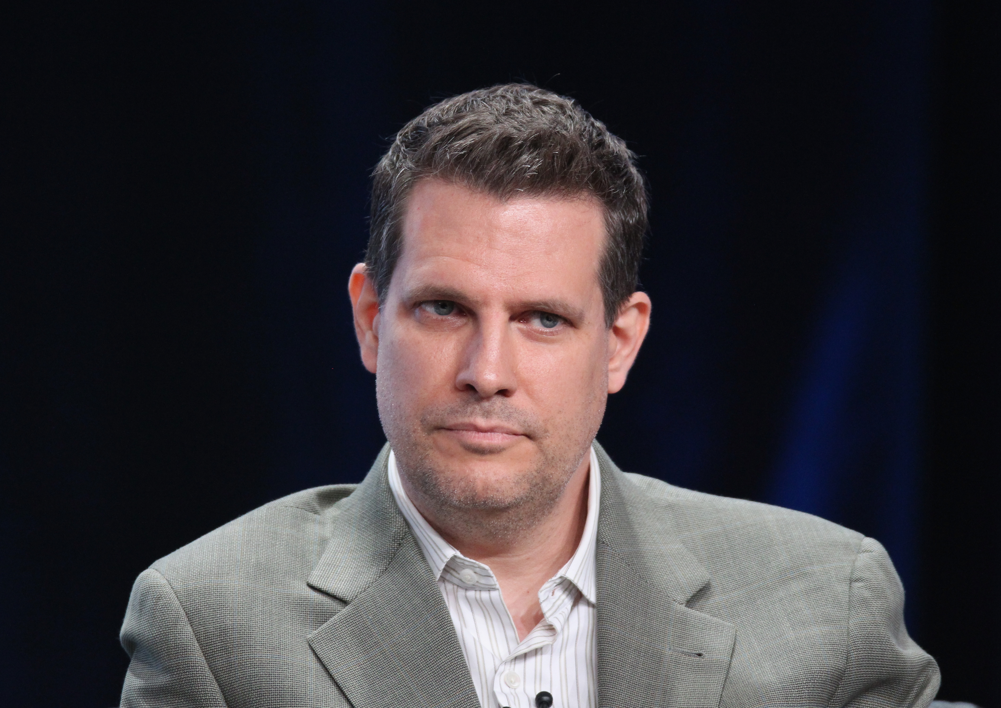 Executive producer Garrett Donovan spoke about the show during the conference.