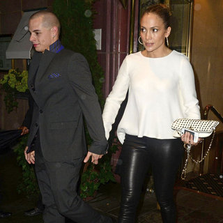 Jennifer Lopez 43rd Birthday Pictures