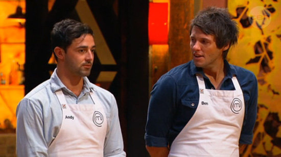Ben and andy masterchef relationship quiz