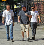 Jennifer Aniston Works in NC as Justin Theroux Shops NYC