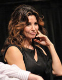 Gina Gershon smiled at the Killer Joe screening in NYC.