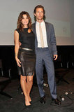 Matthew McConaughey and Gina Gershon were in attendance at the Killer Joe screening in NYC.