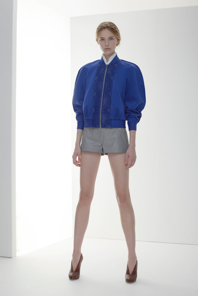Two Parts Old to One Part New: Lover's S/S 2012 Look Book