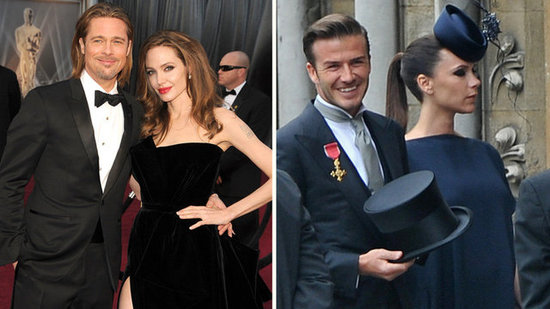 Video: Angelina and Brad, Spice Girls, and More Stars to Look Out For at the Olympics