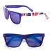 These Union Jack shades will up the cool factor on your game-watching gear.