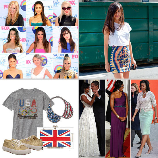Fab Recap — Olympics Style, Michelle Obama's Fashion Quotes, and More!