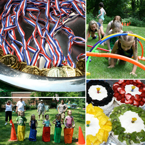 Get Inspired For Your Michelle Obama-Approved Olympic Fun Day!