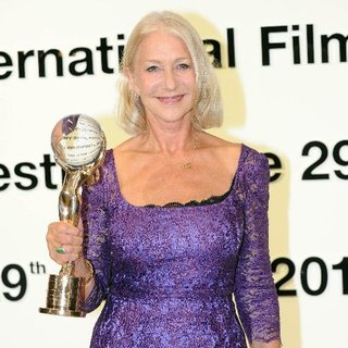 Helen Mirren Diet, Exercise, and Body Image Quotes