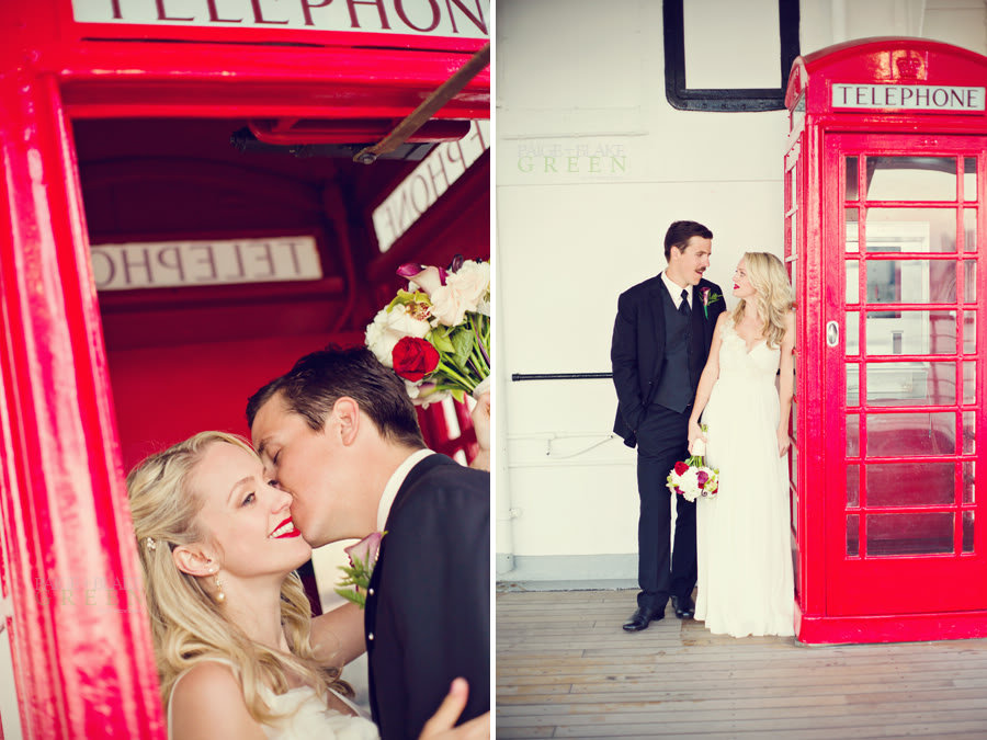 Red Telephone Box Photo Op