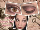 Rustic Rose Eye Look