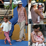 Jessica Alba Shares Sweet Moments With Honor and Haven in NYC