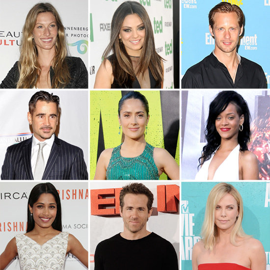 Happy Olympics! See Which Countries These Stars Represent