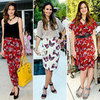 Mandy More, Michelle Monaghan and more Dress Up at the Dannijo and Tucker Tea Party in Beverly Hills,