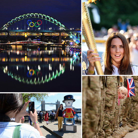The UK Shows Its Colors Ahead of the London Olympics