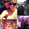 Celebrity Twitter Pictures of Jesinta Campbell, Liam Hemsworth, Reece Mastin, Andy Allen and More