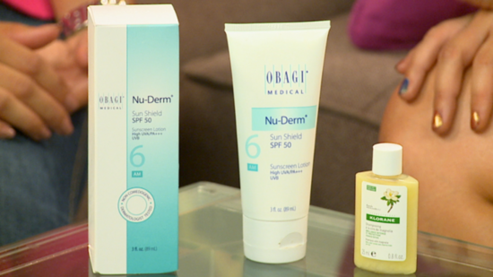 PopSugar Shop: Obagi's Medical Nu-Derm Sun Shield SPF 50